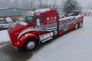 Accident Recovery in Greensboro North Carolina