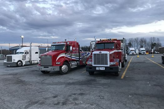 Equipment Hauling-in-Thomasville-North Carolina