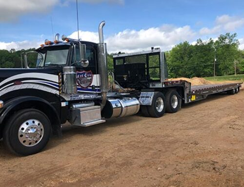Equipment Transport in Kernersville NC