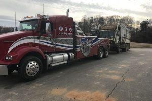 Medium Duty Towing in Greensboro North Carolina