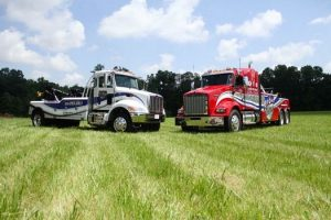 Off Road Recovery in Clemmons North Carolina