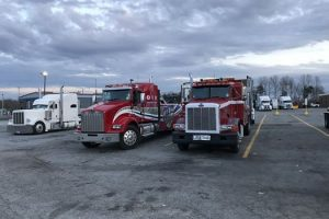 Truck Towing in Clemmons North Carolina