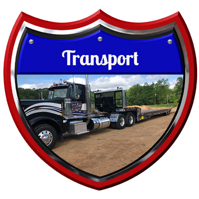 Equipment Transport Services